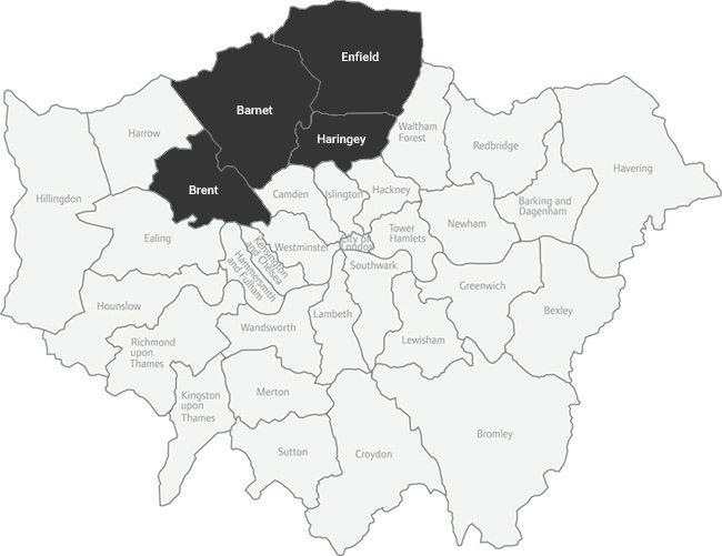 london local authorities